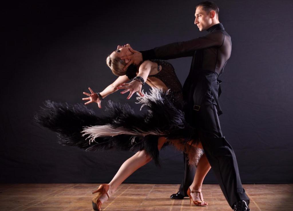 Διαγωνιστικός χορός